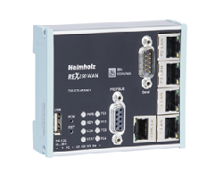 REX250 Ethernet Router