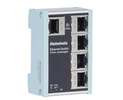 Industrial Ethernet Switch - Unmanaged 10/100Mbit